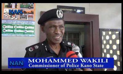 Commissioner of Police, Mohammed Wakili.