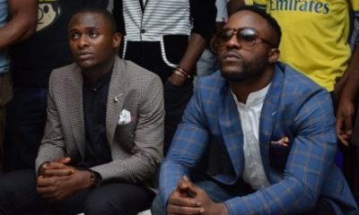 Ubi Franklin and Iyanya