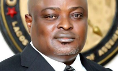 Lagos Speaker Obasa