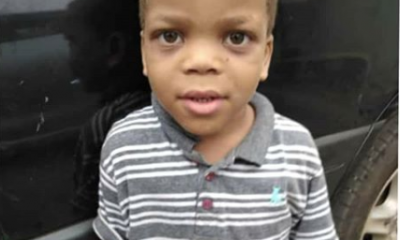 Missing 4-year-old boy