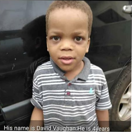 Missing 4-year-old boy