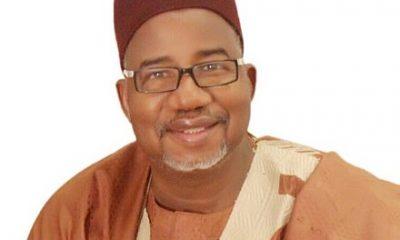 Bauchi Governor, Senator Bala Mohammed.