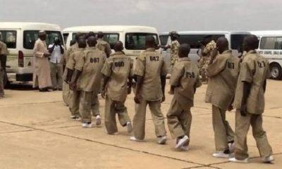 Repentant Boko Haram