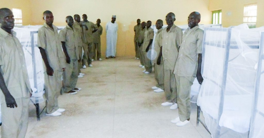 602 repentant Boko Haram