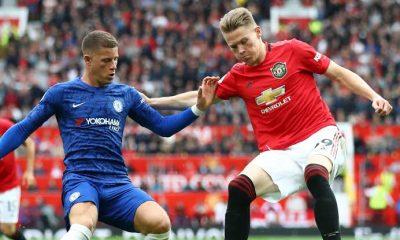Chelsea and Man U