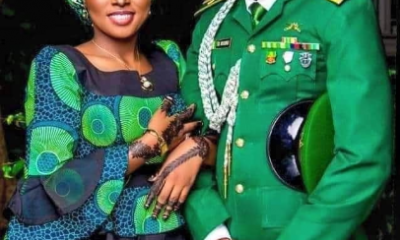 Newly Married Soldier Shot Dead