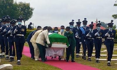 Tolulope Arotile Burial