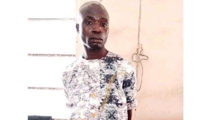 Man bags 9 years in Jail