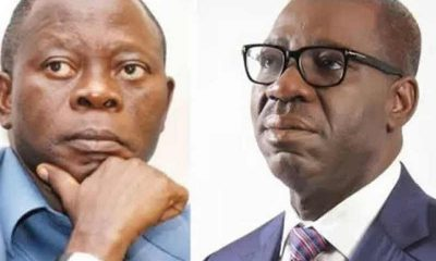 Oshiomhole and Obaseki