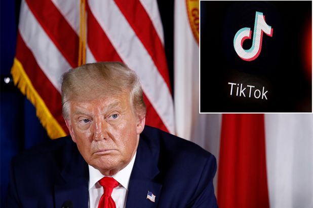 Donald Trump to ban TikTok