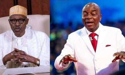 Buhari and Oyedepo