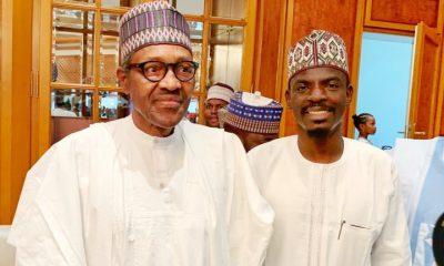Buhari's aide, Bashir Ahmad
