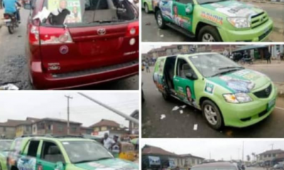 APC and ADC supporters clash