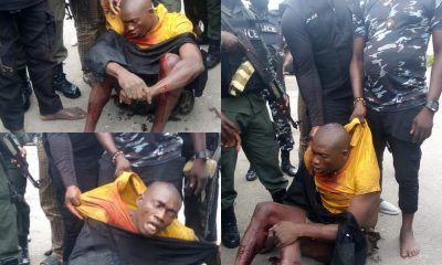 Bobisky arrested in Rivers