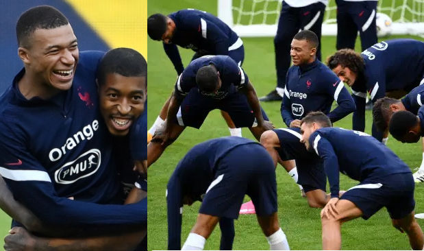 Kylian Mbappe test positive for COVID-19