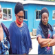 Four women sell newborn
