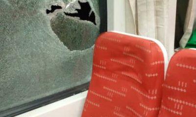 Abuja-Kaduna train attacked