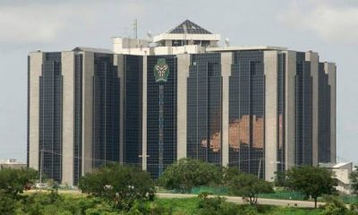 CBN Freezes 38 Accounts