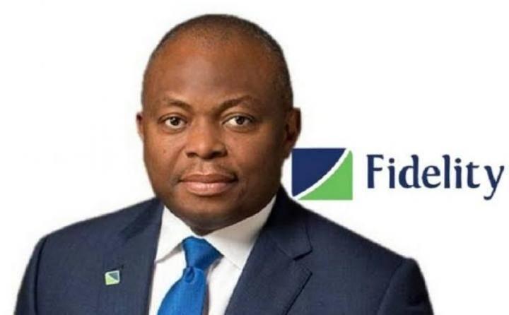 Fidelity Bank Chief Executive Officer, Nnamdi Okonkwo